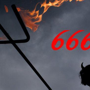"""Zahl """"666"""" in Vorbereitung"""